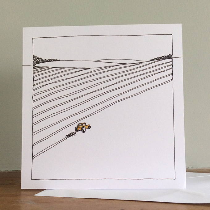 ploughing-greeting-card